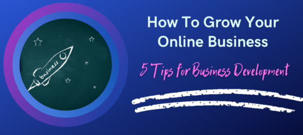 Learn how to grow your online business